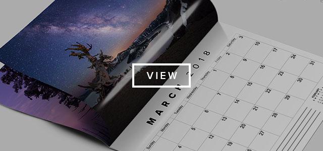 That Oregon Life Calendar 2018