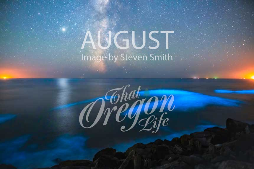 oregon 2021 calendar